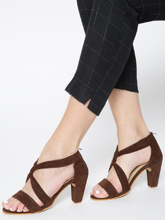 The Knotted Tale Block Heels