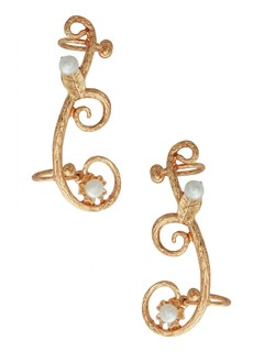The Lost Treasure Ear Cuff Pair
