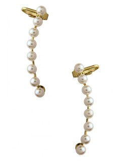 The Pearl Trail Ear Cuff Pair