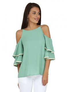 Thrill Of The Frill Top