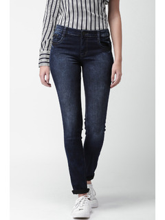 Tone It Down Ankle Length Denims