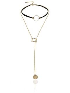 Tug Of War Choker Necklace Set