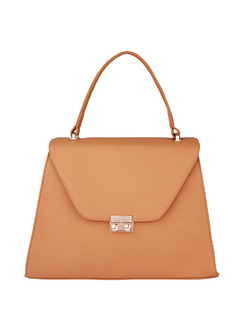 Twist And Turn Classic Handbag