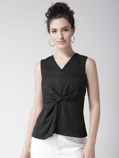 Twisting The Night Away Polka Top