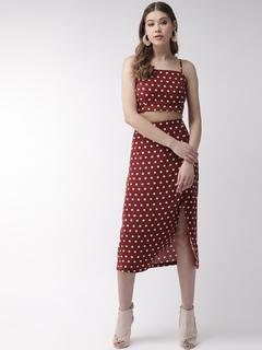 Apparel-Slit On My Mind Skirt Coord Set
