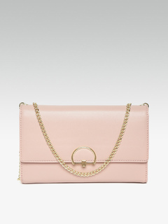 Bags-Blown Away In The Charm Pink Wallet