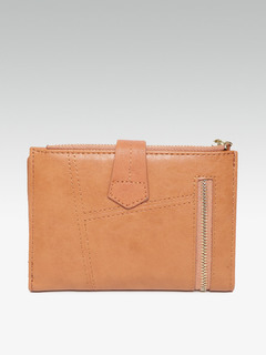 Bags-My Everyday Fix Tan Wallet