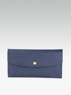 Bags-Navy Always A Classic Wallet