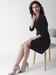 Dresses-Boardroom Chic Blazer Dress7
