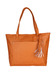 Hand Bags-Brown Pocket The Tassel Handbag6
