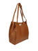 Hand Bags-Brown Turn It Up Handbag2