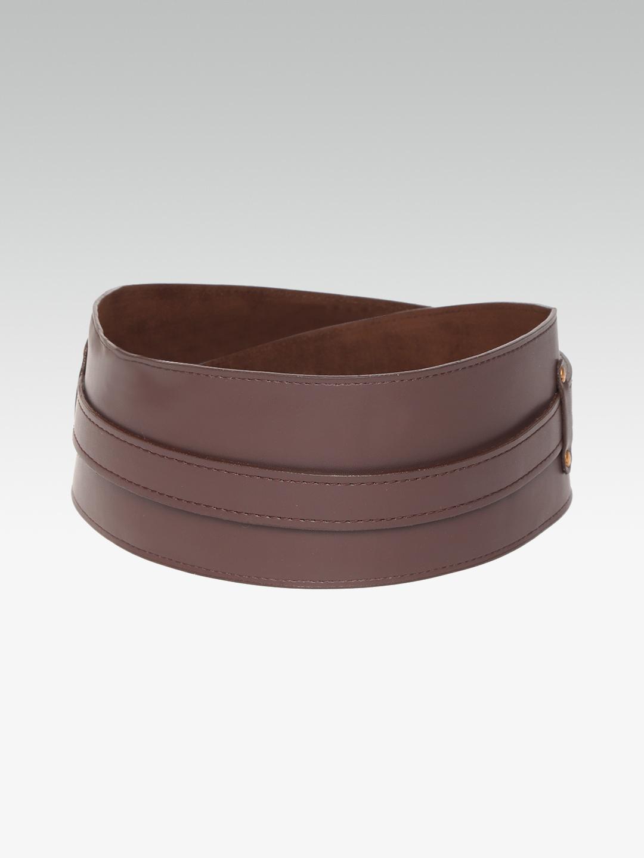 Belts-Fire In Me Brown Waist Belt2