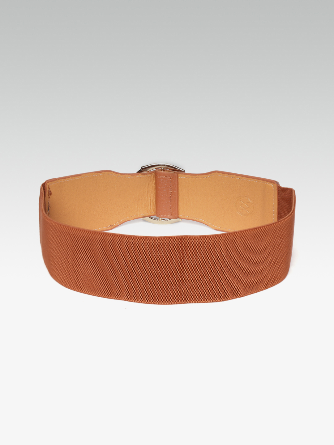 Belts-Brown Stay In Our Circle Waist Belt3