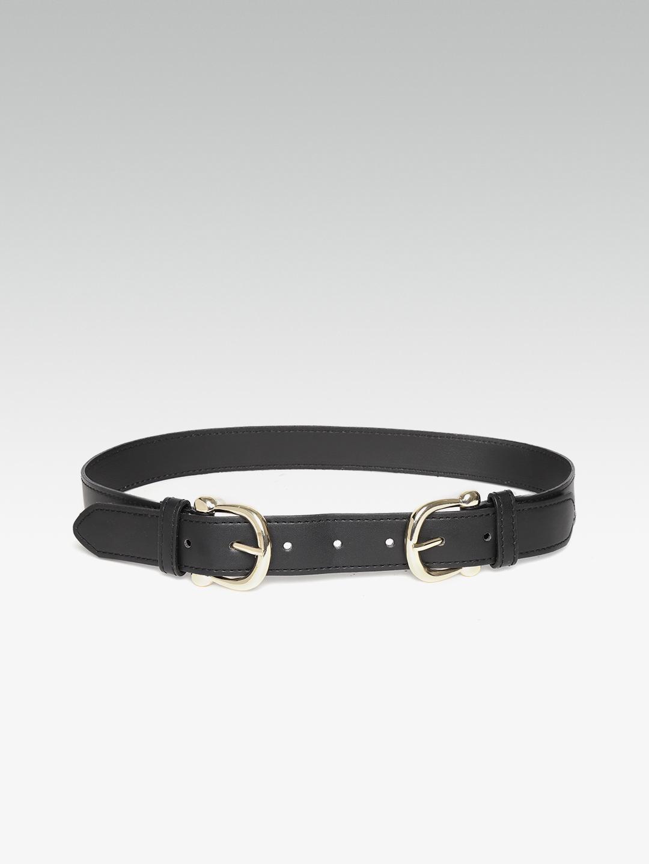 Belts-Doubling On Gold Waist Belt2