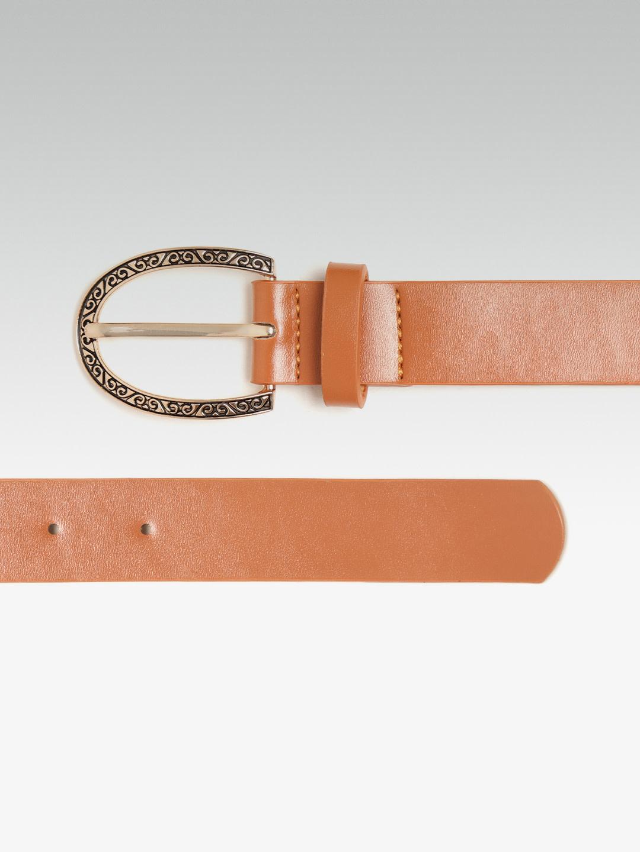 Belts-The Spell Is On U Brown Belt3