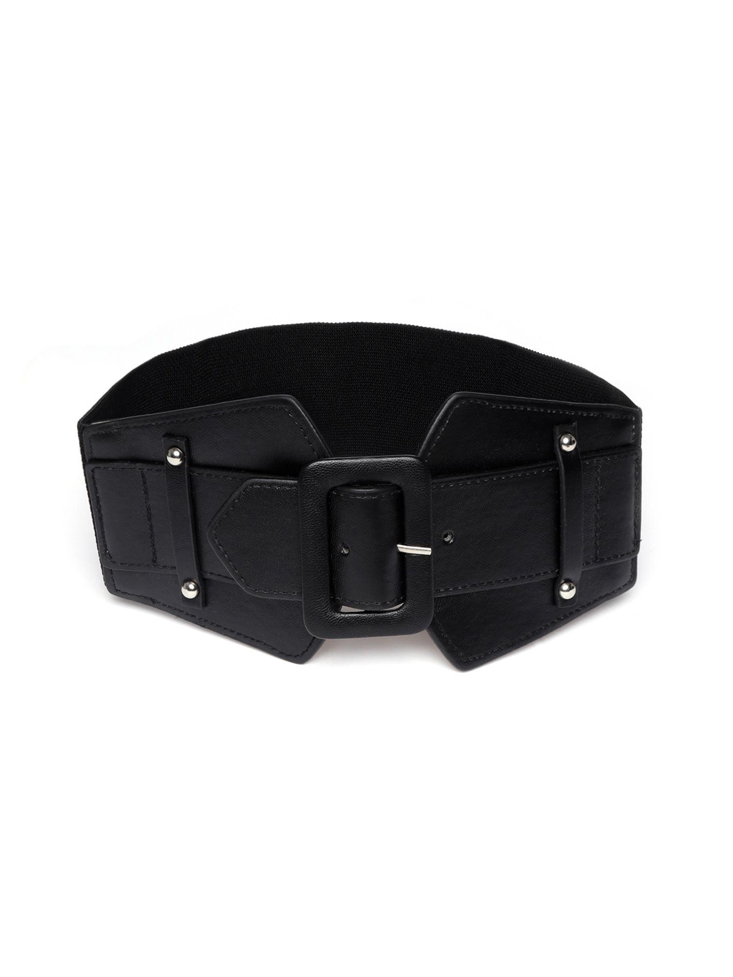 Belts-Slip Into Style Black Belt1