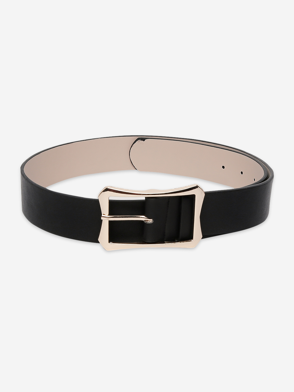 Belts-Black We Are Squared Up Belt1