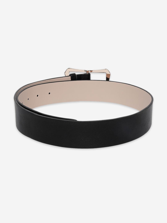 Belts-Black We Are Squared Up Belt2