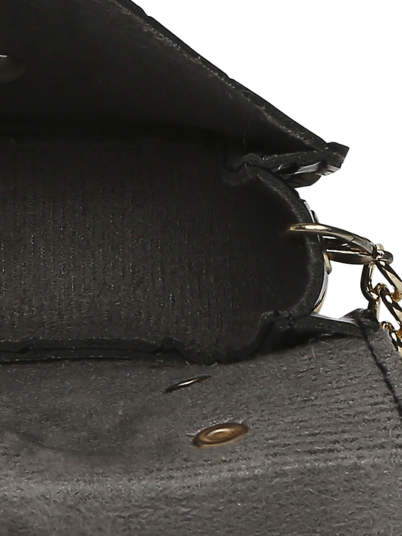 Belts-Black Stay In Texture Bag Belt8