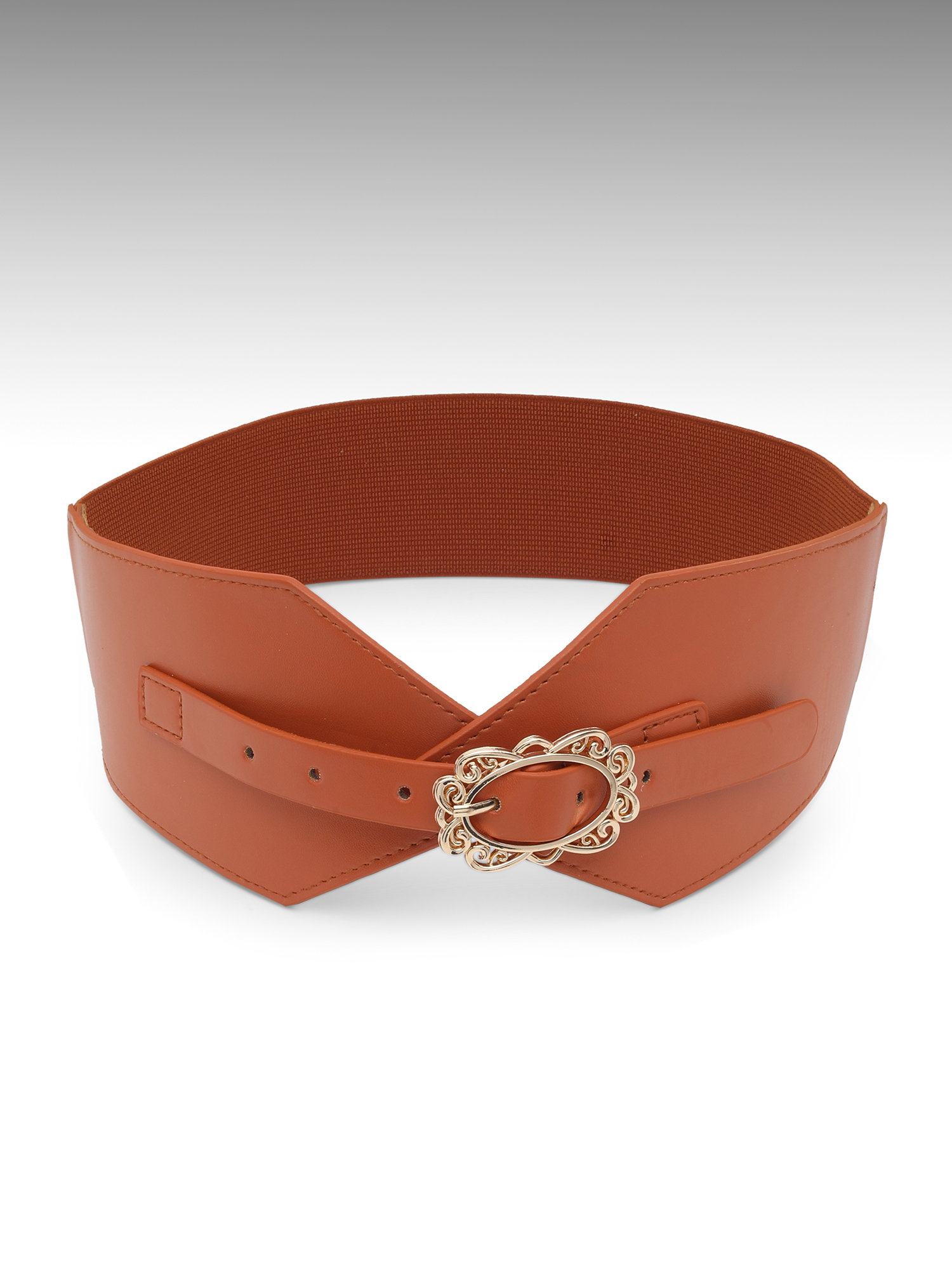 Belts-Brown Dont Let The Style Fade Belt3