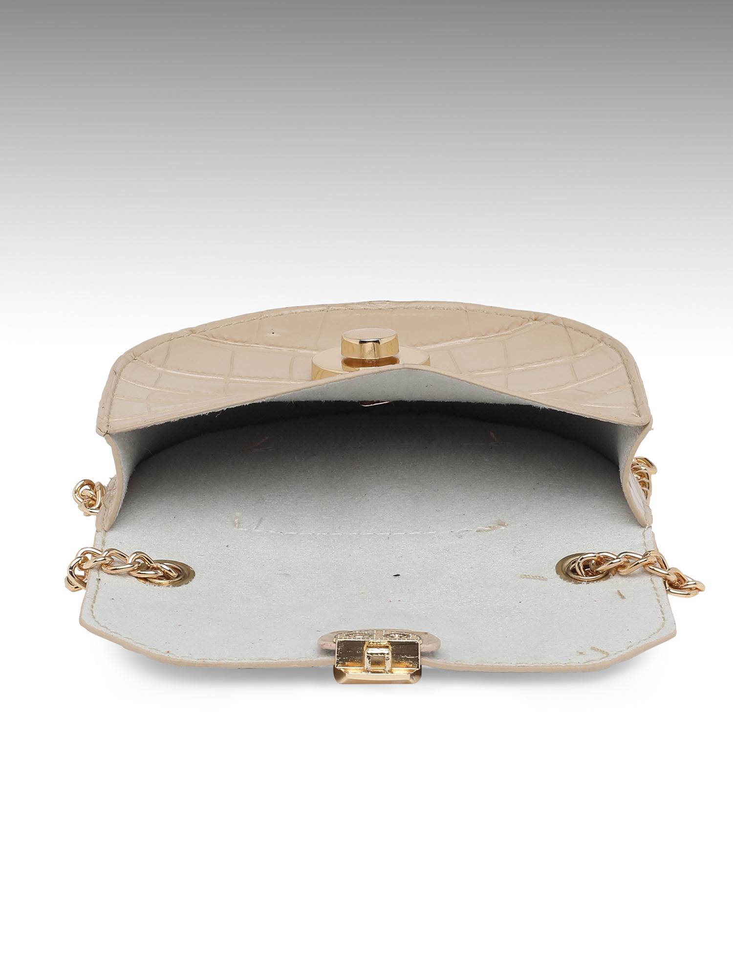 Belts-Beige Just A Wild Thing Belt Bag7
