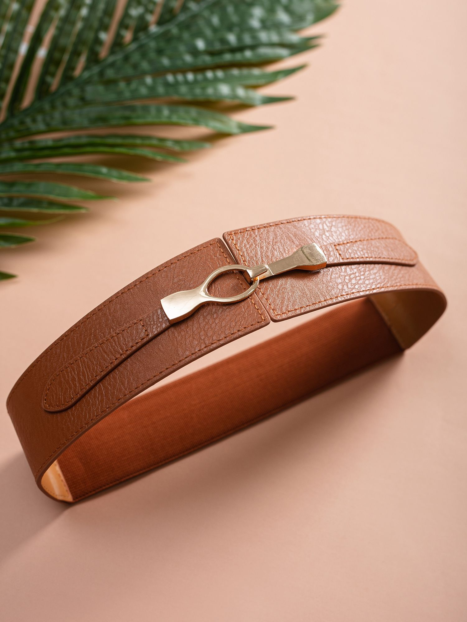 Belts-Brown Always In Fashion Belt1