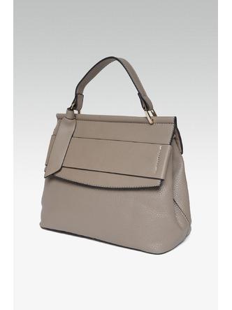 Hand Bags-Be Work Ready Brown Handbag6