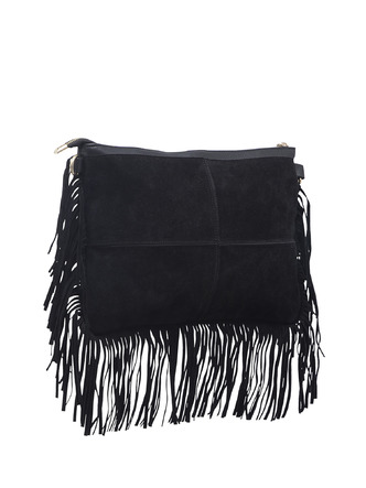 Slings-Black On The Fringes Side Sling 6