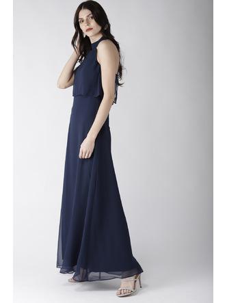 Dresses-Blue On A High Maxi Dress4