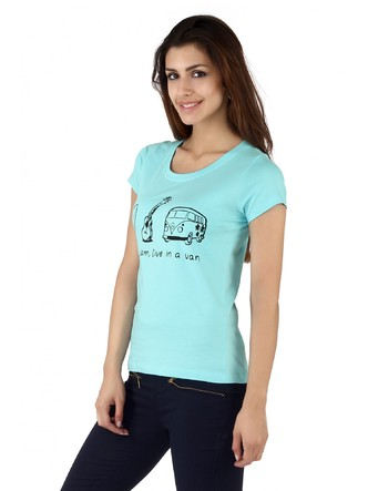 T-Shirts-Blue The Road Trip Life Tee4