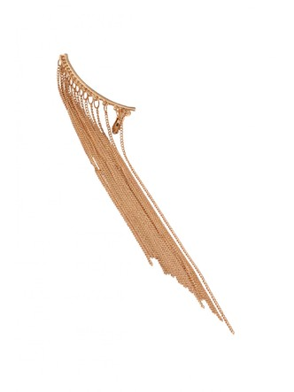 Ear Cuffs-Bold In Gold Fringes Ear Cuff 2