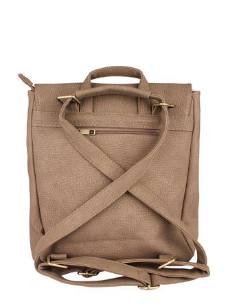 Backpacks-Buckled Up Textured Backpack3