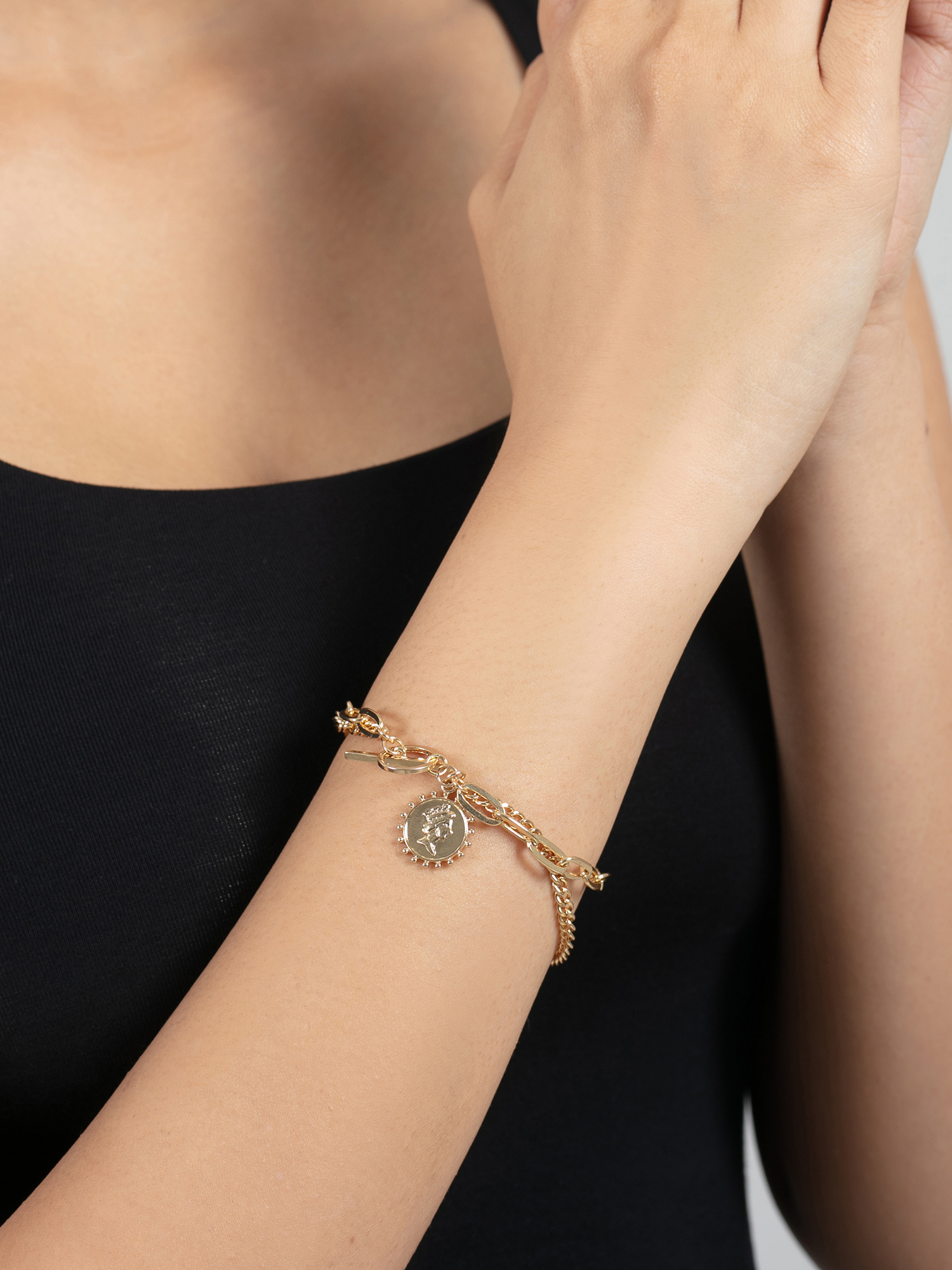 Cuffs and Bangles-Charmed By You Bracelet5
