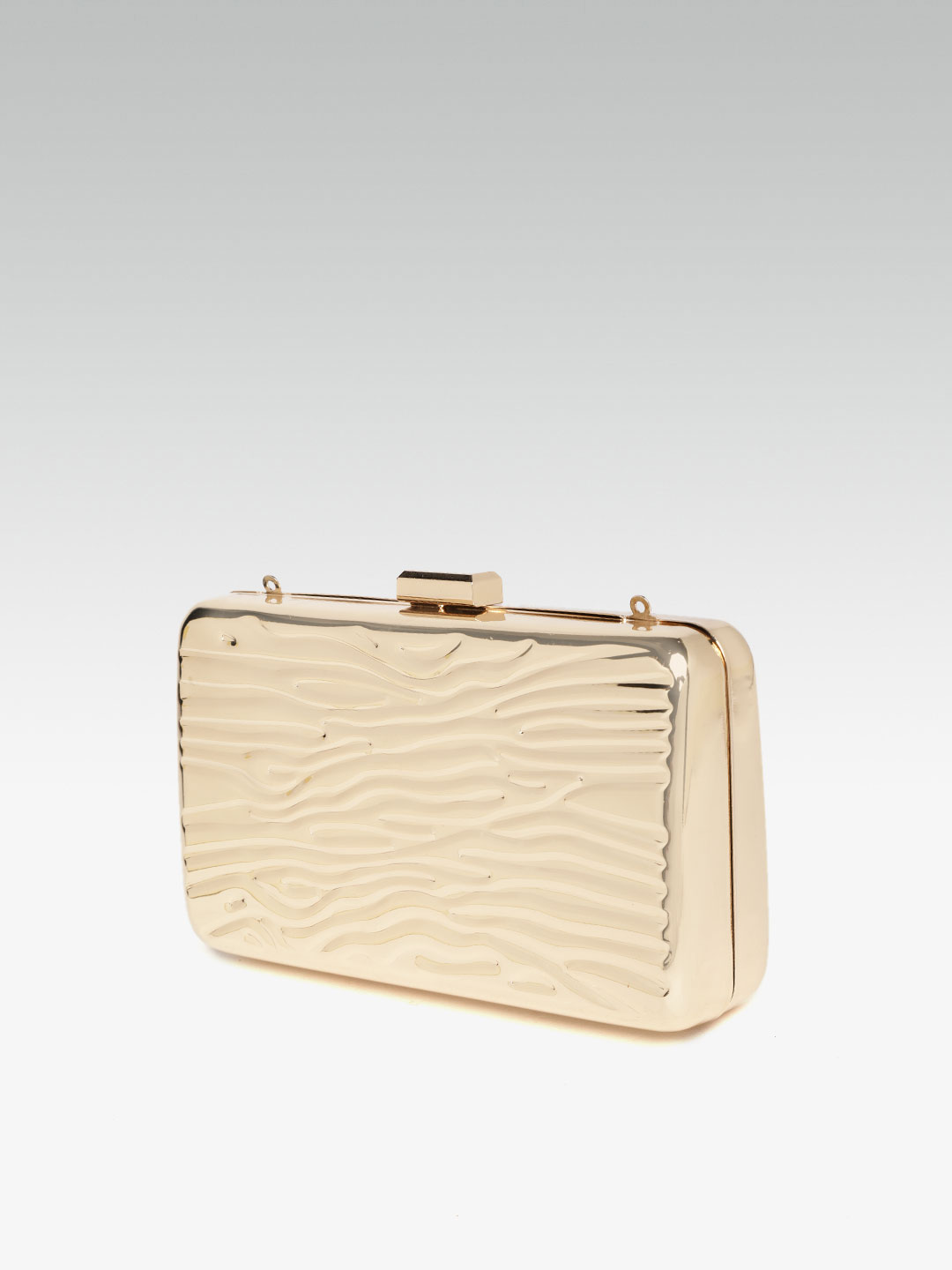 Clutches-The Golden Wave Metal Clutch3