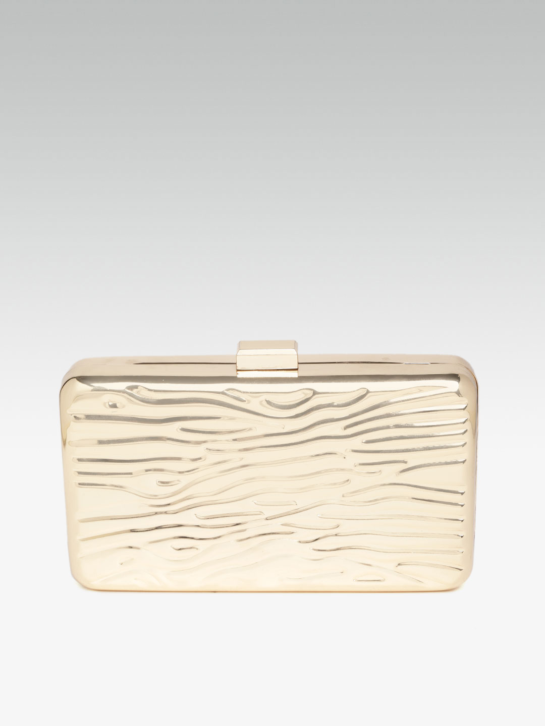 Clutches-The Golden Wave Metal Clutch4