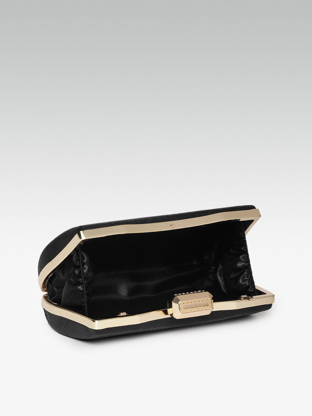 Clutches-Wild Beauty Black Clutch5