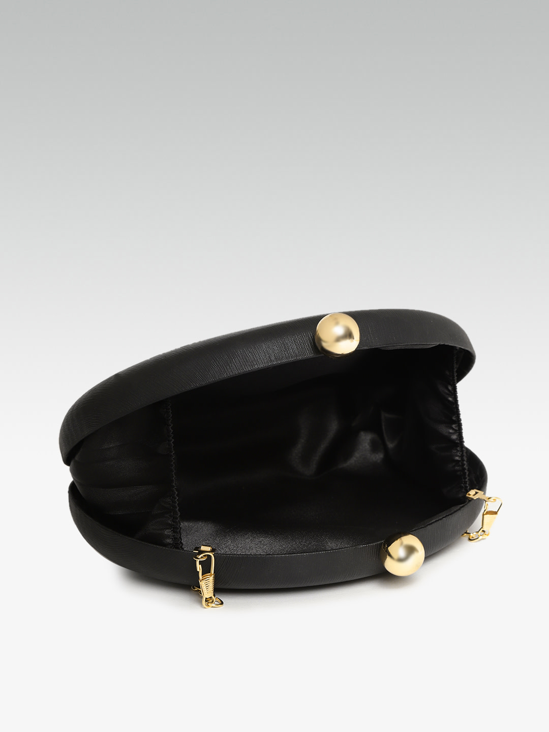 Clutches-Forever Charming Black Clutch5