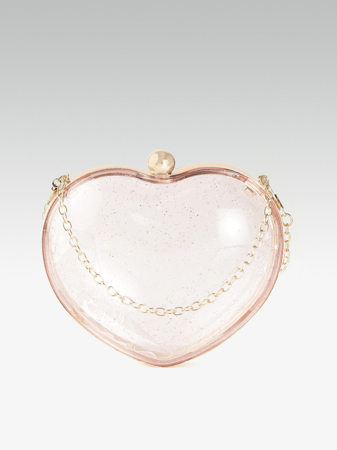 Clutches-Find In Your Heart Pink Clutch1