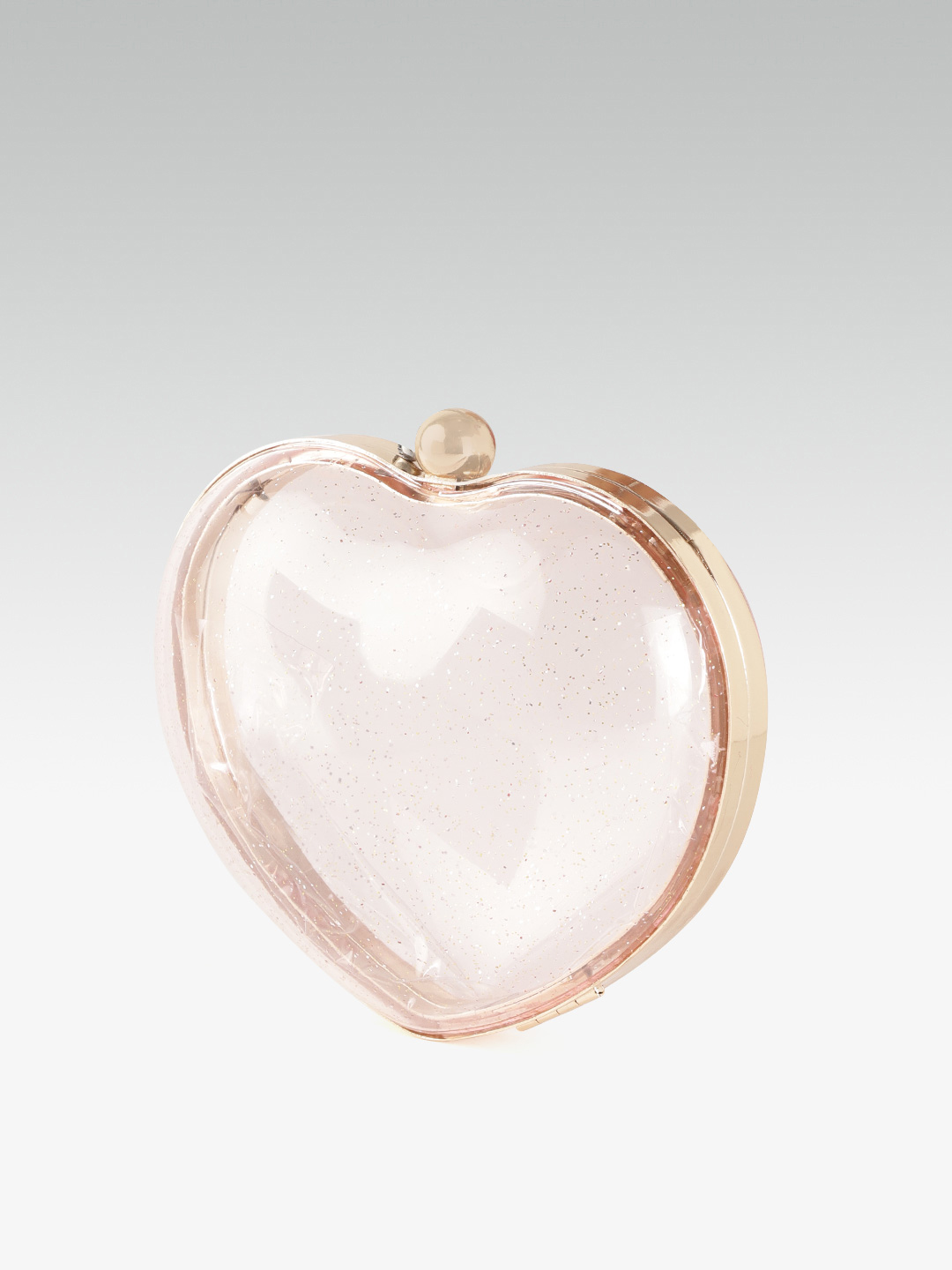 Clutches-Find In Your Heart Pink Clutch2