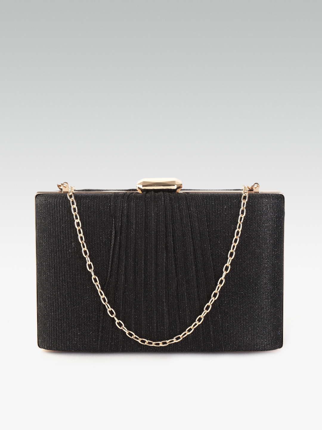 Clutches-Black Is Beautiful Box Clutch1