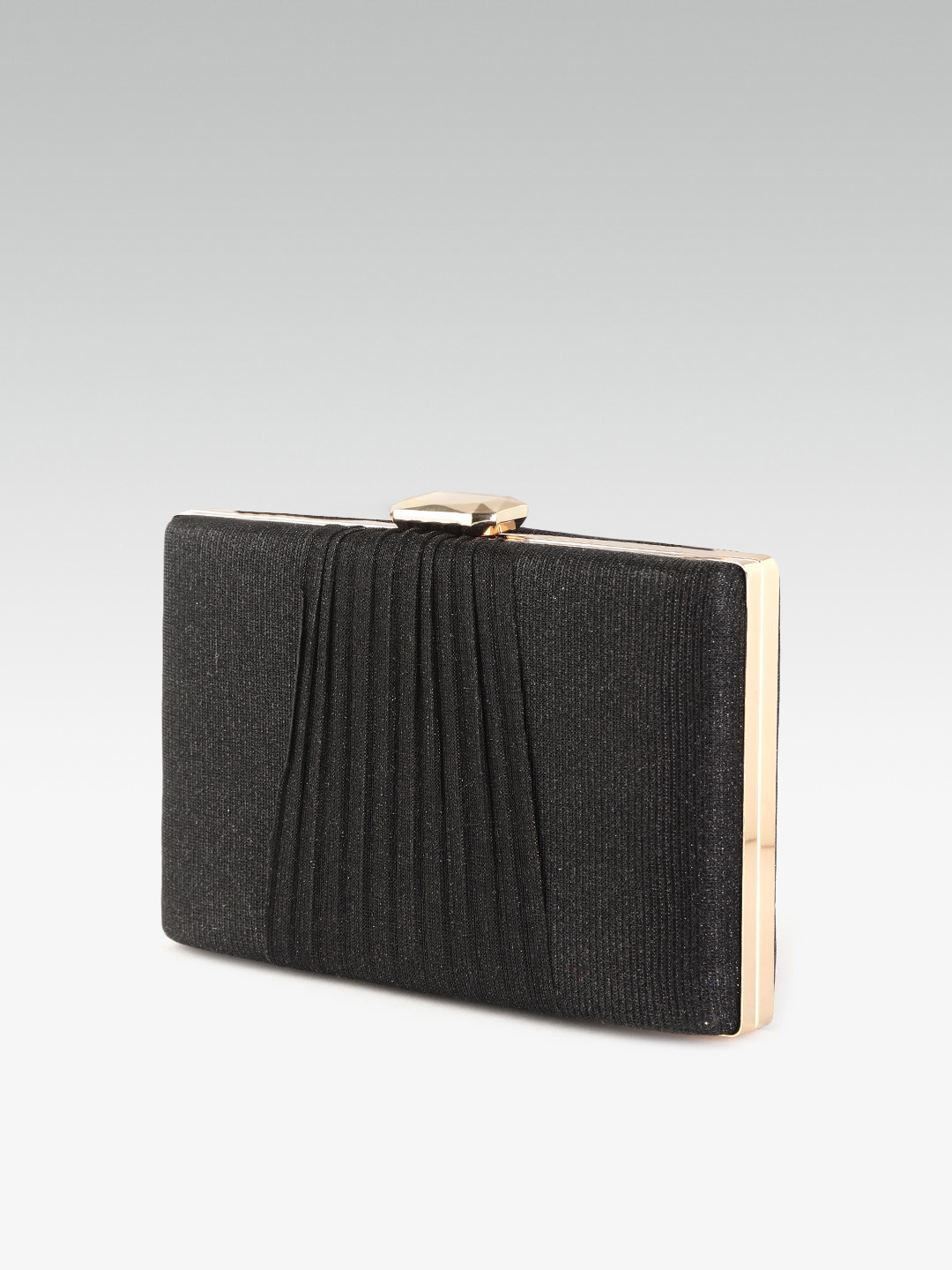 Clutches-Black Is Beautiful Box Clutch2