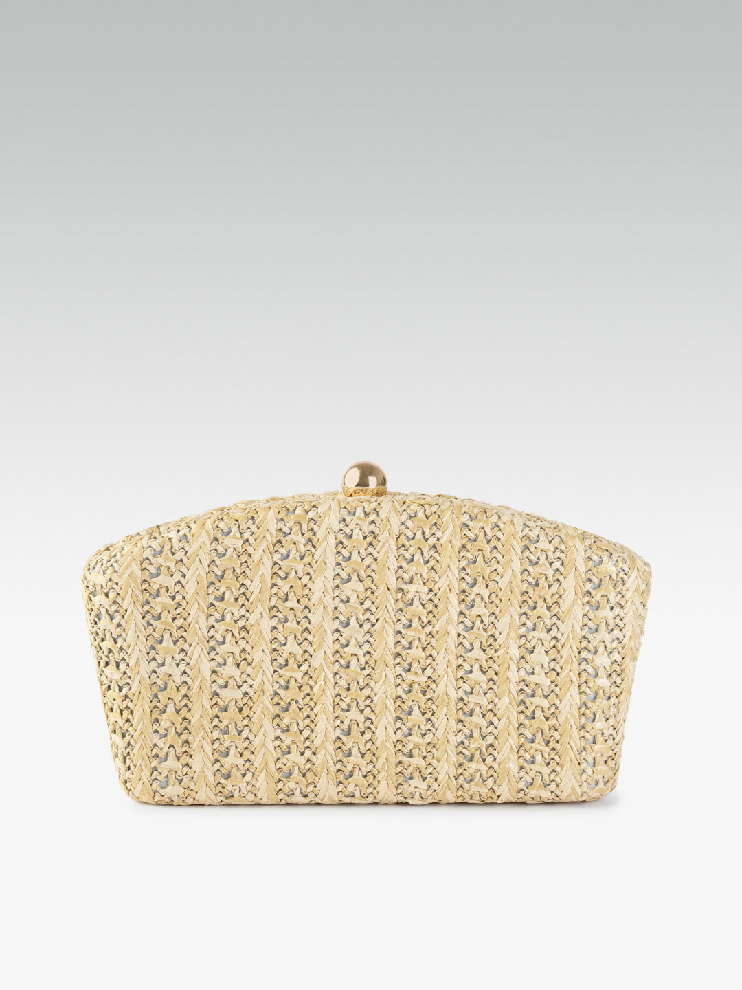 Clutches-Woven With Love Box Clutch3