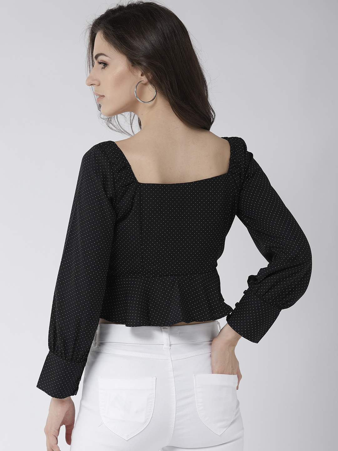 Tops-Caught In Style Peplum Top3