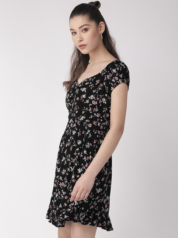 Dresses-Make Me Feel Right Floral Dress2