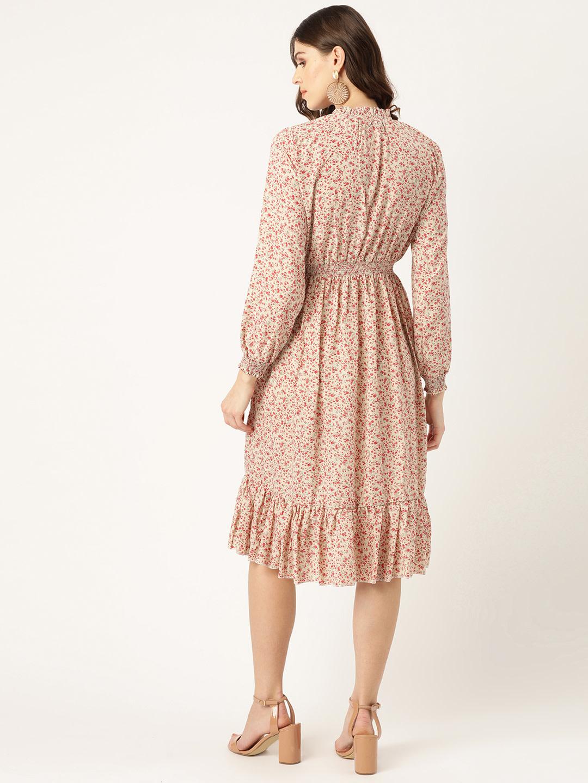 Dresses-Bring Me To Heaven Floral Midi Dress3