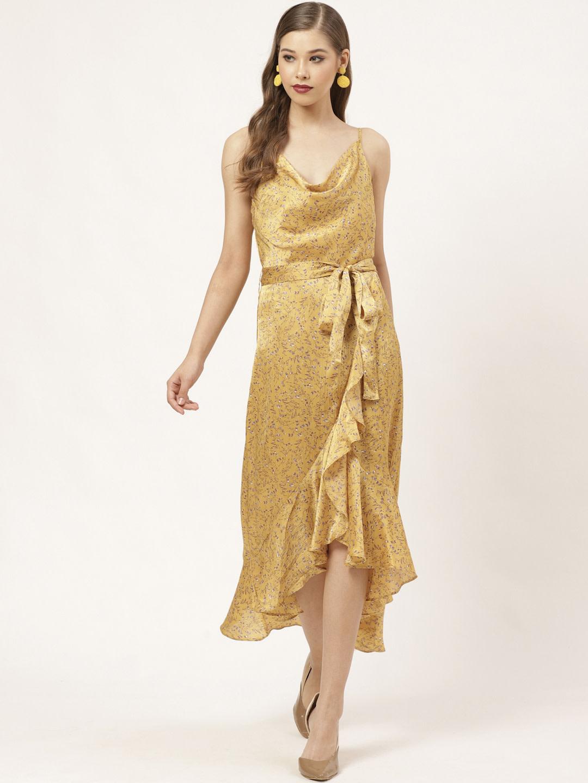 Dresses-You Got The Cowl Dress1