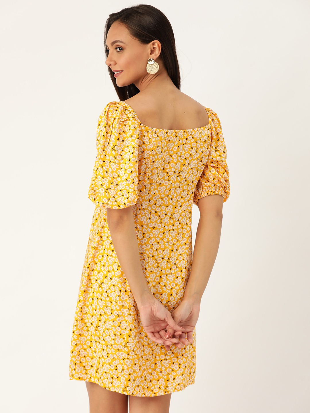 Dresses-Spring Sunshine Floral Dress3