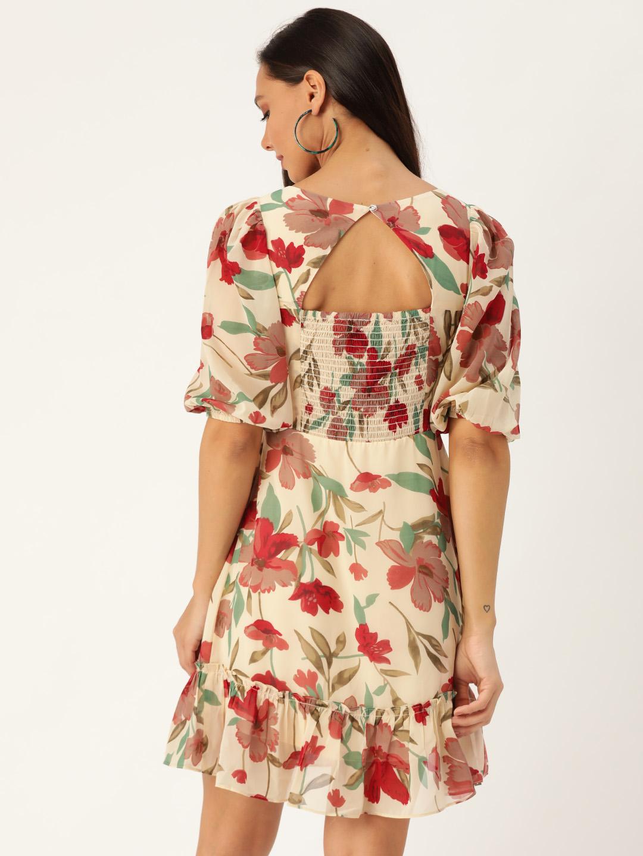 Dresses-She Got The Look Floral Dress3