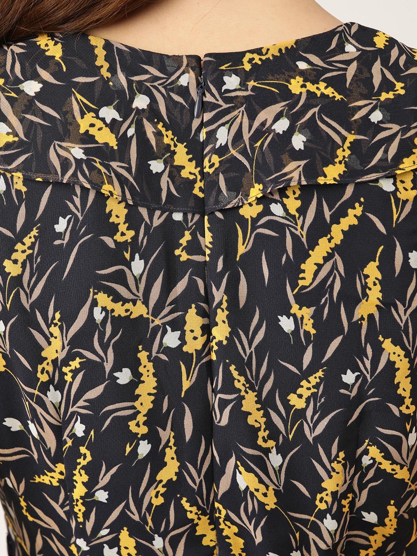 Dresses-Prettiest In Florals Dress5