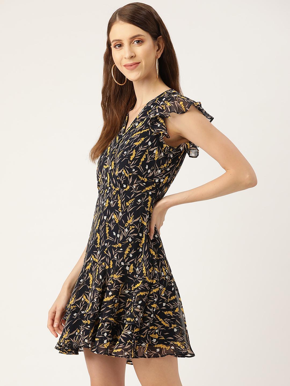 Dresses-You Got Floral Dreams Dress2